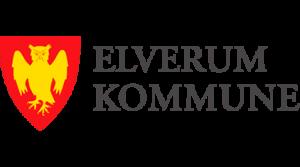 Elverum kommune - logo
