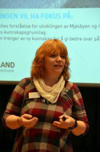 Anne Karin Torp Adolfsen, fylkesråd i Hedmark.