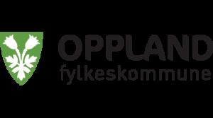 Oppland fylkeskommune - logo