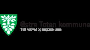Østre Toten kommune - logo