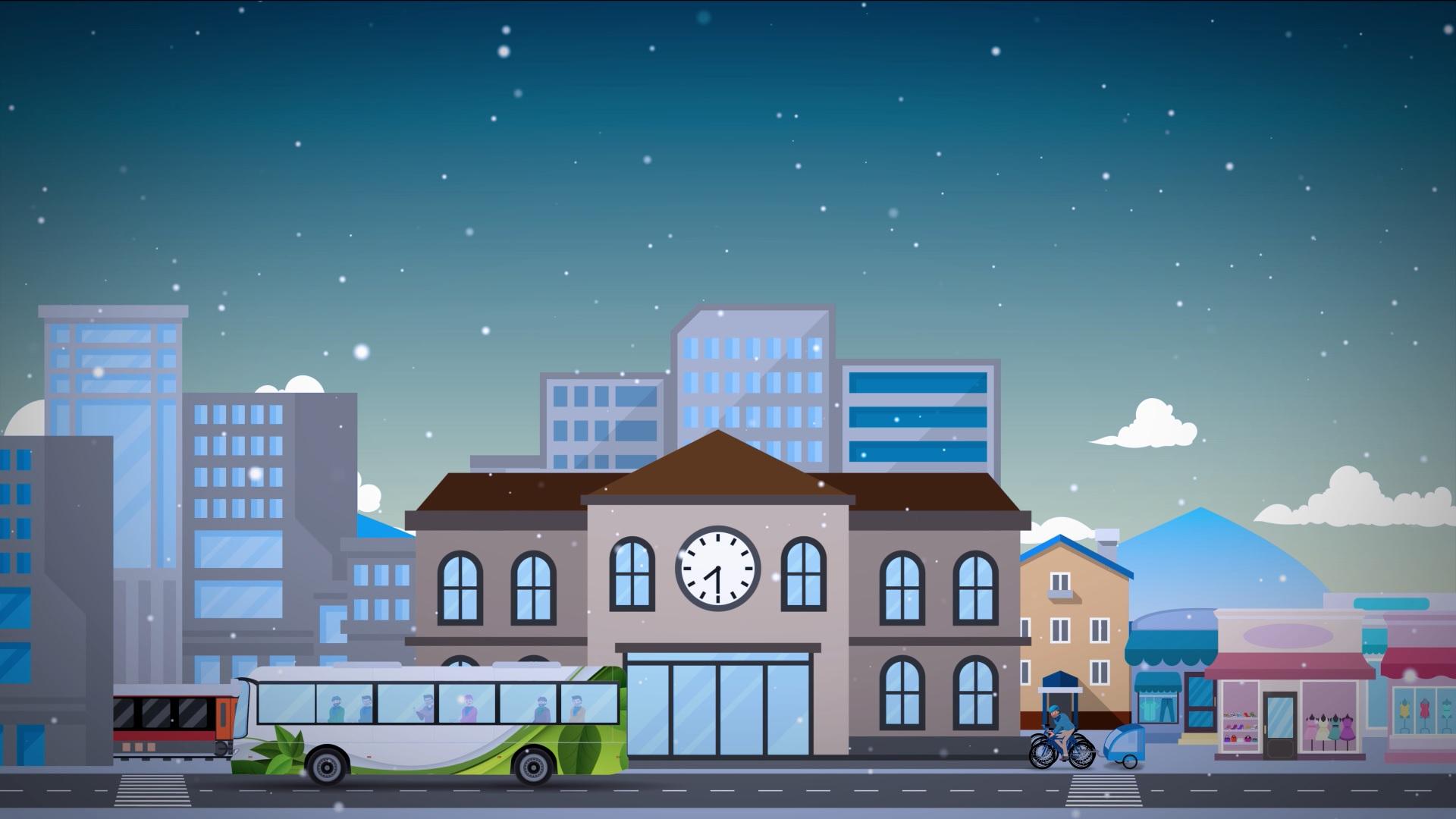 Se animasjonsfilm om framtiden med Mjøsbyen